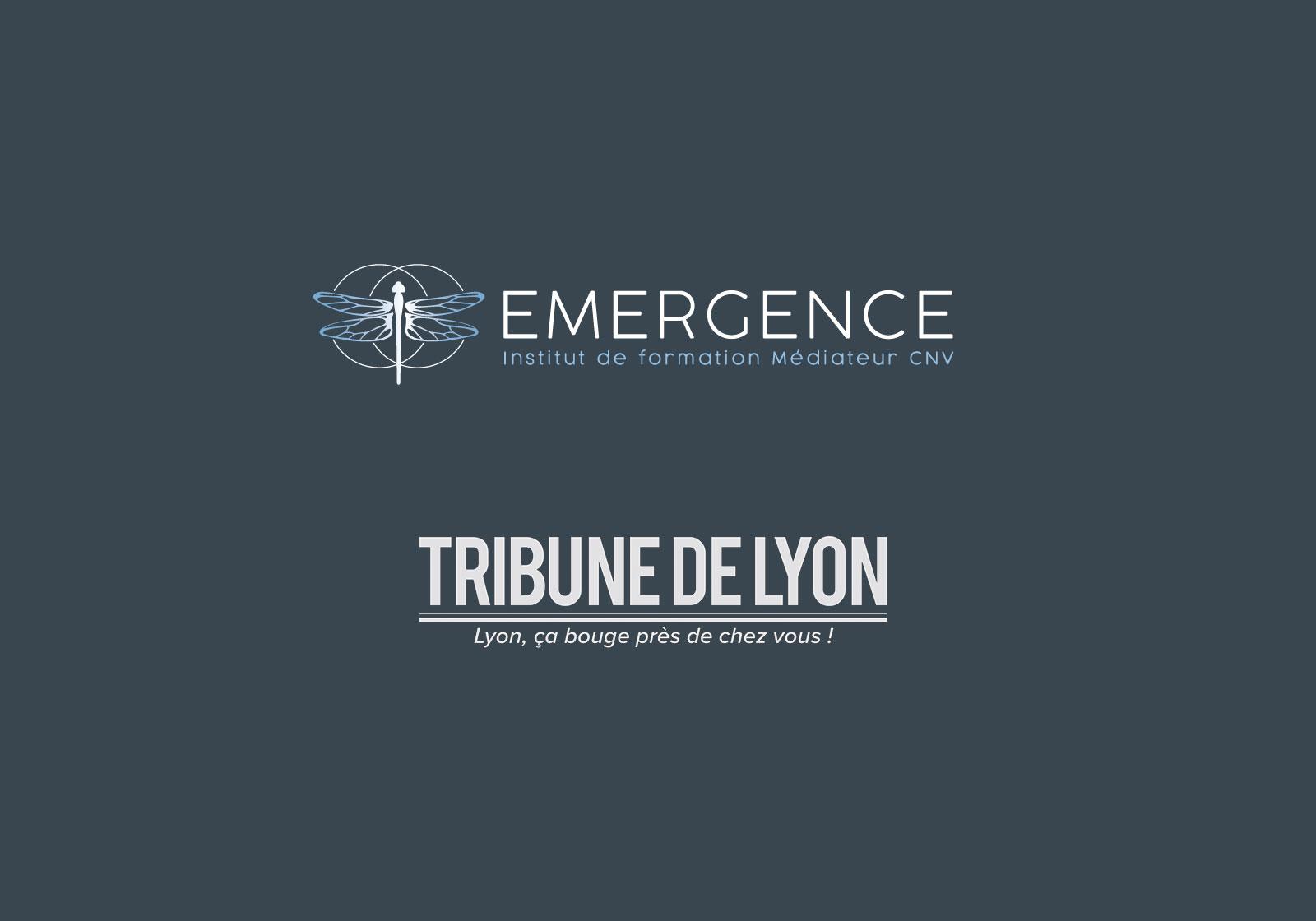 """Article dans """"La Tribune"""" de Lyon"""